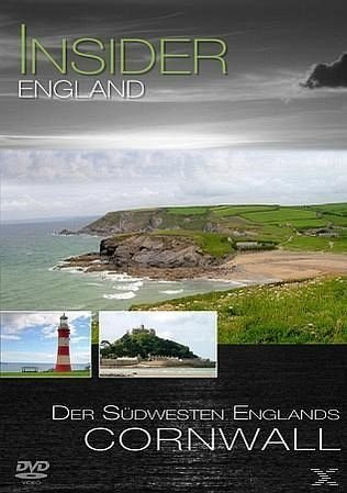 DVD »Insider - England: Cornwall«