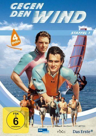 DVD »Gegen den Wind - Staffel 1 (4 Discs)«