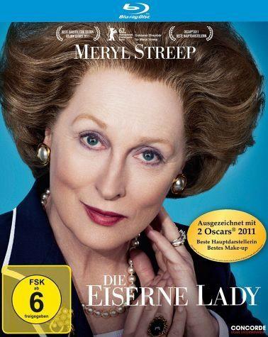 Blu-ray »Die Eiserne Lady«
