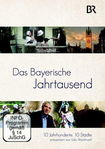 DVD »Das Bayerische Jahrtausend (3 Discs)«