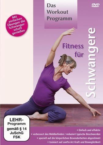 DVD »Fitness für Schwangere«