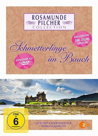 DVD »Rosamunde Pilcher Collection XII -...«
