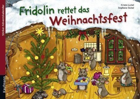 Heft »Fridolin rettet das Weihnachtsfest«