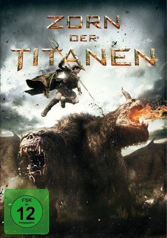 DVD »Zorn der Titanen«