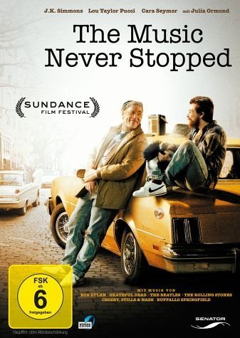 DVD »The Music Never Stopped«