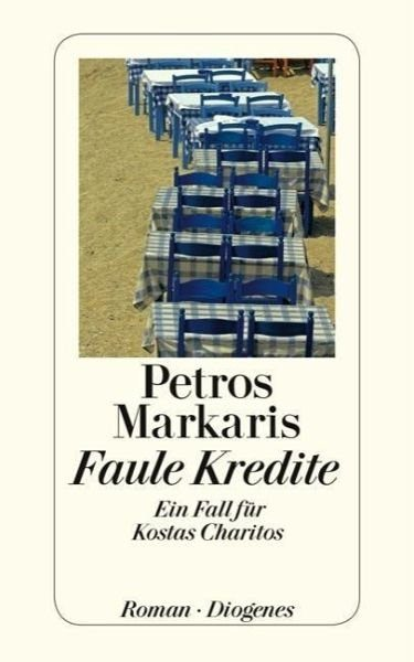 Broschiertes Buch »Faule Kredite / Kostas Charitos Bd.7«