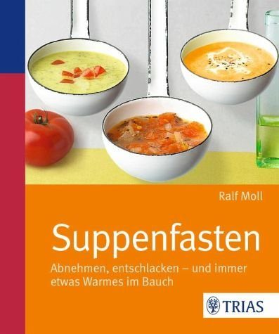 Broschiertes Buch »Suppenfasten«