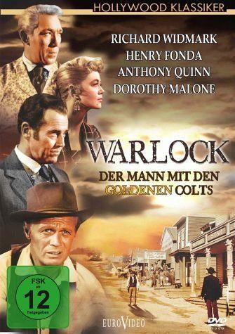 DVD »Warlock«
