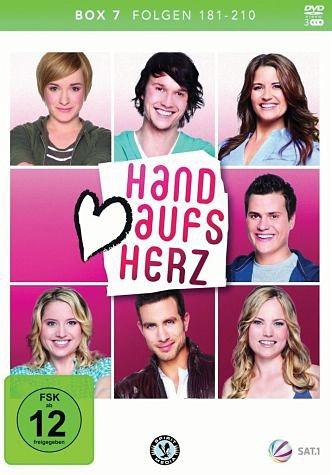 DVD »Hand aufs Herz, Folgen 181-210 (3 Discs)«