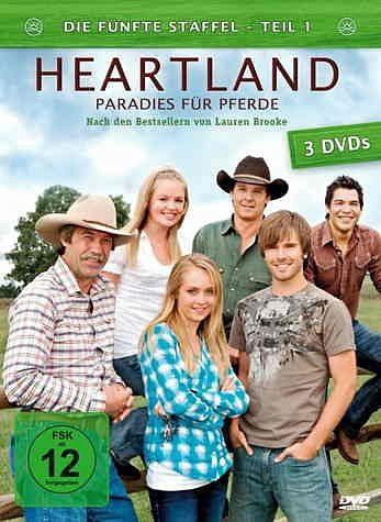 DVD »Heartland - Paradies für Pferde: Die fünfte...«