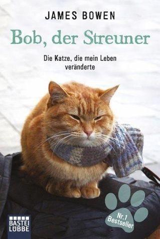 Broschiertes Buch »Bob, der Streuner«