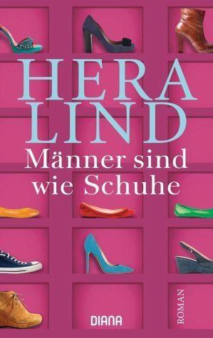 Broschiertes Buch »Männer sind wie Schuhe«