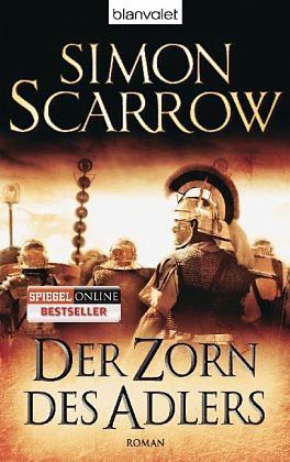 Broschiertes Buch »Der Zorn des Adlers / Rom-Serie Bd.3«