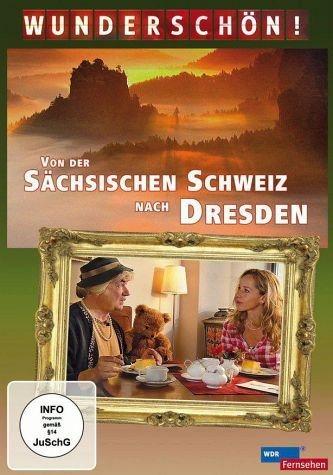 DVD »Wunderschön! - Von der sächsischen Schweiz...«