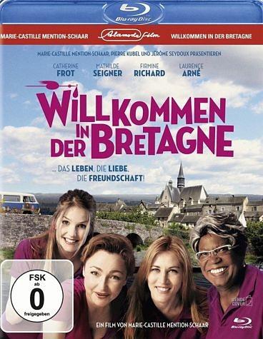 Blu-ray »Willkommen in der Bretagne«
