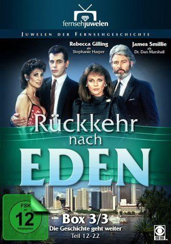 DVD »Rückkehr nach Eden - Box 3: Die Geschichte...«