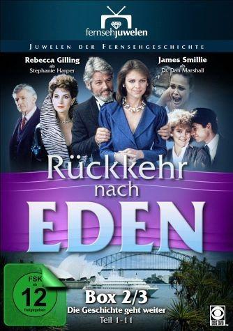 DVD »Rückkehr nach Eden - Box 2: Die Geschichte...«