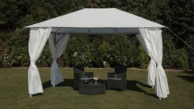 Tepro Pavillon »Kabara«, mit 4 Seitenteilen, BxTxH: 300x400x205 cm