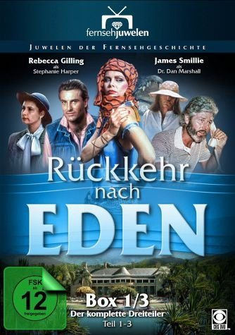DVD »Rückkehr nach Eden - Box 1: Der komplette...«