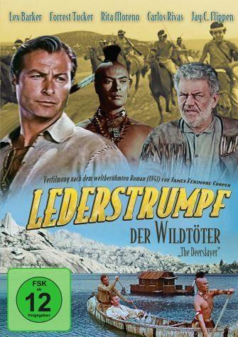 DVD »Lederstrumpf - Der Wildtöter«