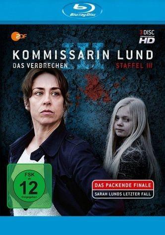 Blu-ray »Kommissarin Lund: Das Verbrechen - Staffel 3...«