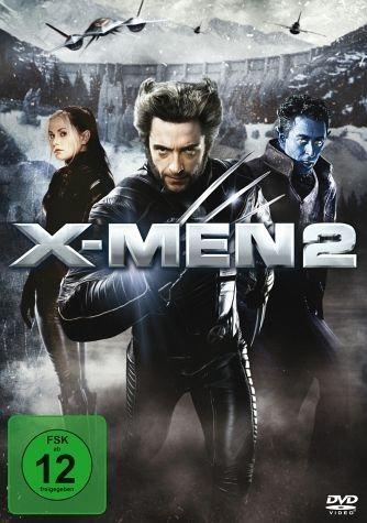 DVD »X-Men 2«