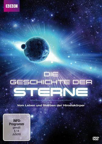 DVD »Die Geschichte der Sterne - Vom Leben und...«