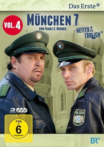 DVD »München 7 - Heiter bis tödlich, Vol. 4 (3 Discs)«