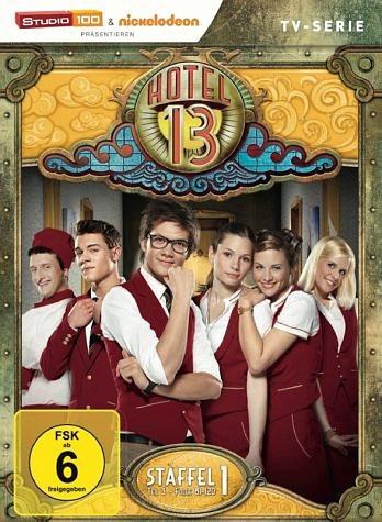 DVD »Hotel 13 - Staffel 1, Teil 3, Folge 81-120 (3...«