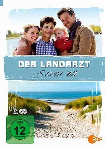 DVD »Der Landarzt - Staffel 22 (2 Discs)«