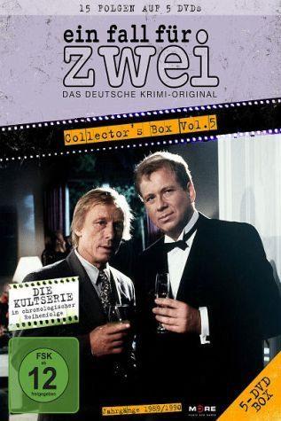 DVD »Ein Fall für Zwei - Collector's Box 5...«