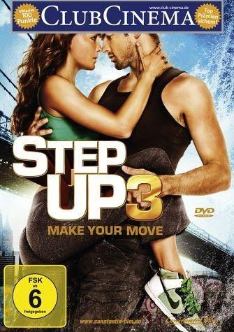 DVD »Step Up 3D (DVD)«