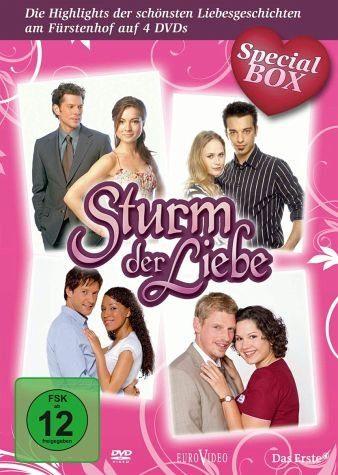 DVD »Sturm der Liebe - Special Box (4 Discs)«