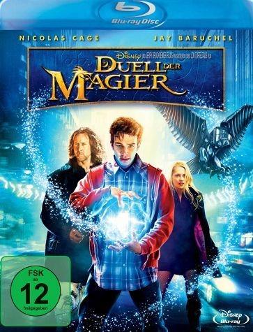 Blu-ray »Duell der Magier«