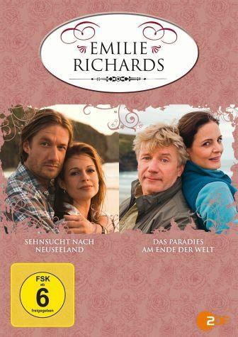 DVD »Sehnsucht nach Neuseeland / Das Paradies am...«