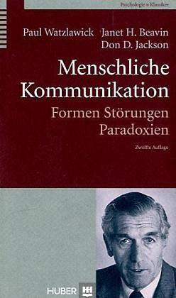 Broschiertes Buch »Menschliche Kommunikation«