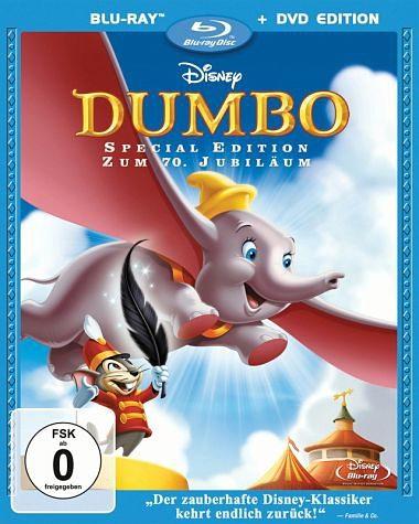 Blu-ray »Dumbo«