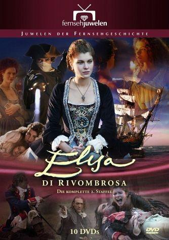 DVD »Elisa di Rivombrosa - Die komplette 2. Staffel...«