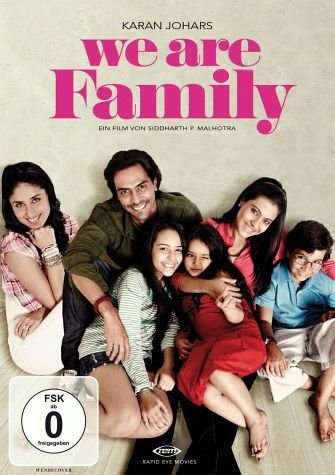 DVD »We Are Family«