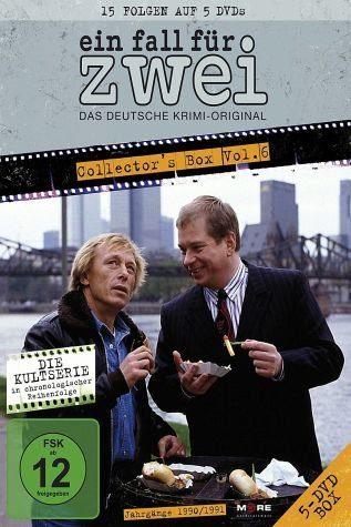 DVD »Ein Fall für Zwei - Collector's Box 6...«