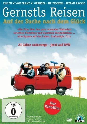 DVD »Gernstls Reisen - Auf der Suche nach dem Glück«