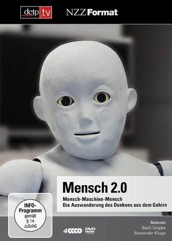 DVD »Mensch 2.0 (4 Discs)«