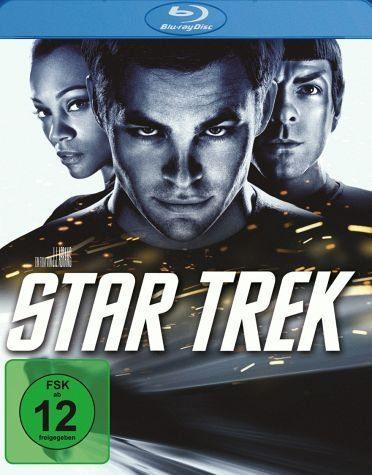 Blu-ray »Star Trek (Einzel-Disc)«