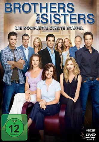 DVD »Brothers & Sisters - Die komplette zweite...«