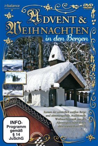 DVD »Various Artists - Advent & Weihnachten in den...«
