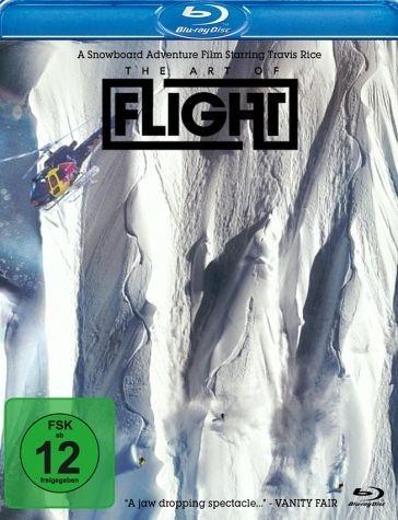 Blu-ray »The Art of Flight«
