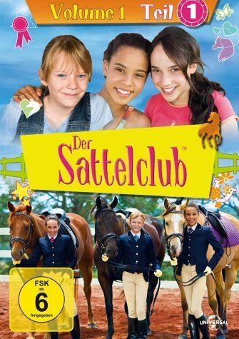 DVD »Der Sattelclub, Vol. 1, Teil 1«