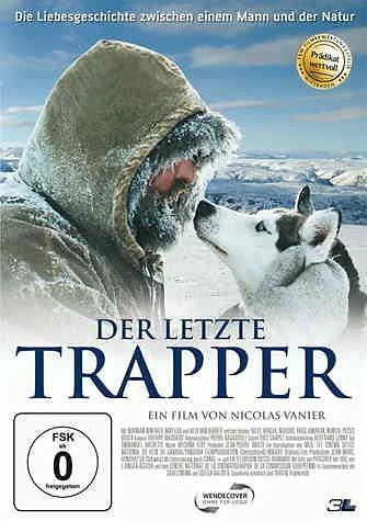 DVD »Der letzte Trapper«