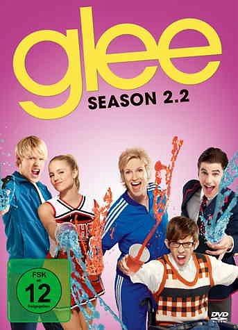DVD »Glee Season 2.2«