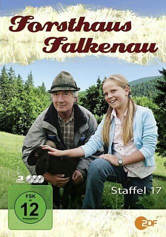 DVD »Forsthaus Falkenau - Staffel 17 (3 Discs)«
